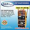 Caup Sealer Manual